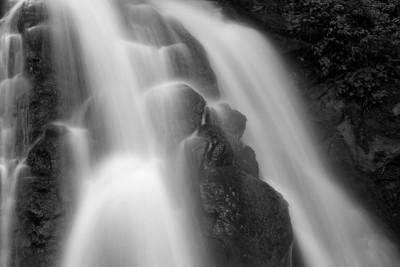 Laurel Falls Detail