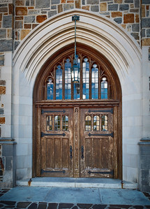 Old Entry at Berry College