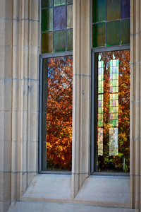 Windows at Berry College