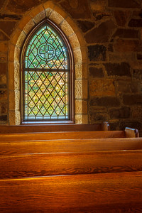 Frost Chapel Window