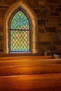 Frost Chapel Window