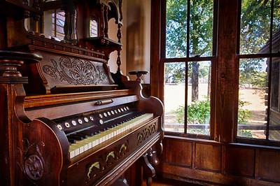 Barnwell Chapel Organ