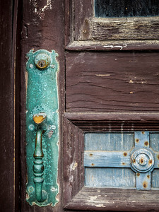 Old Door - Port Townsend