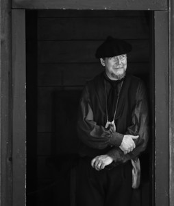 Shop Keeper Fort Nisqually