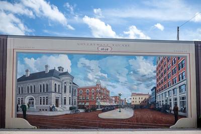 Government Square Mural