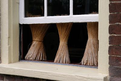 Broom Maker's Window