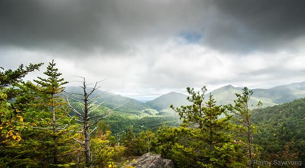 Cascade Mountain Trail Adirondack