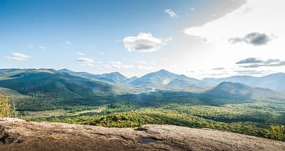 Cascade Mountain Trail Views