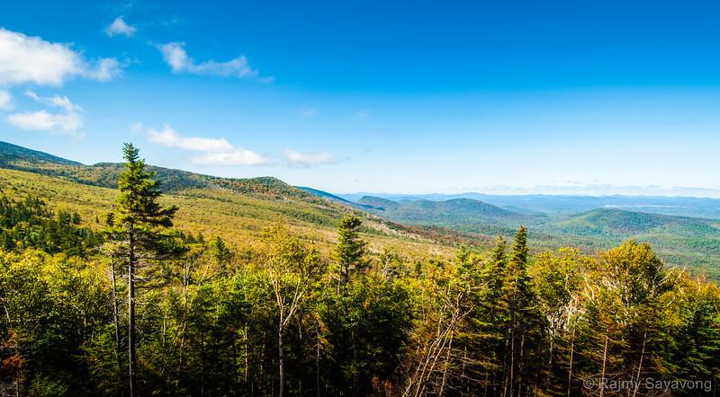 Cascade Mountain View Adirondacks