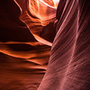 Patterns of Light and Rock Antelope Canyon