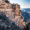 South Kaibab Trail Head Decent