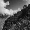 On the Edge, Machu Picchu, Peru