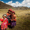 Local Quechuan Girls