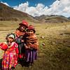 Local Quechuan Girls