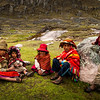Quechuan Kids Greeting