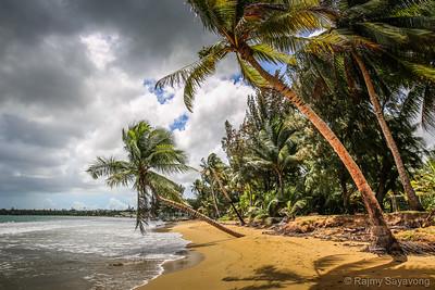 Puerto Rico - Beachfront