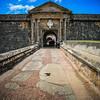 Castillo de San Felipe del Morro Gate