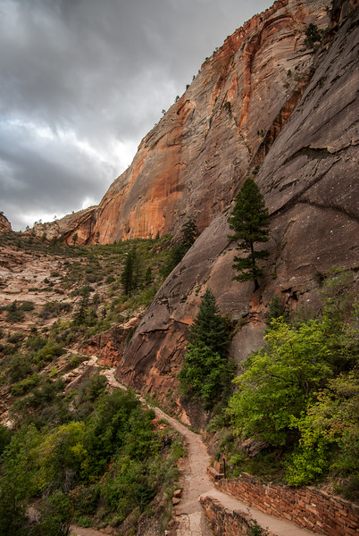 Zion National Park - Temple of Sinawava
