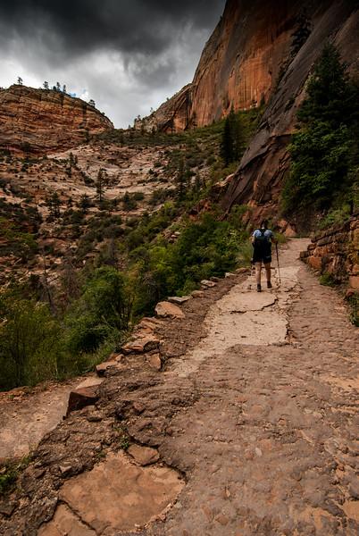 Perseverance - Zion Nation Park