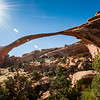 Landscape Arches, Arches National Park