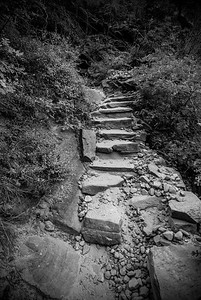 Zion National Park - Stairway to Heaven