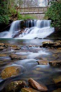 Little Stony Creek Falls