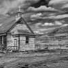 Old Schoolhouse at Dorothy Alberta
