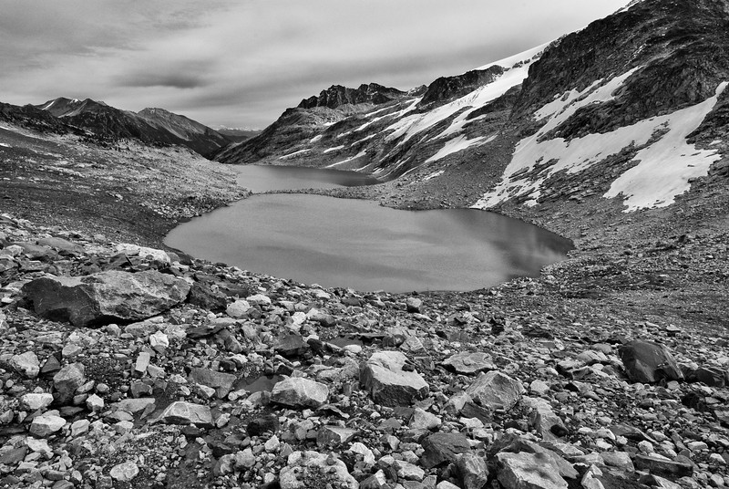 Thunderwater and Whirlpool Lakes