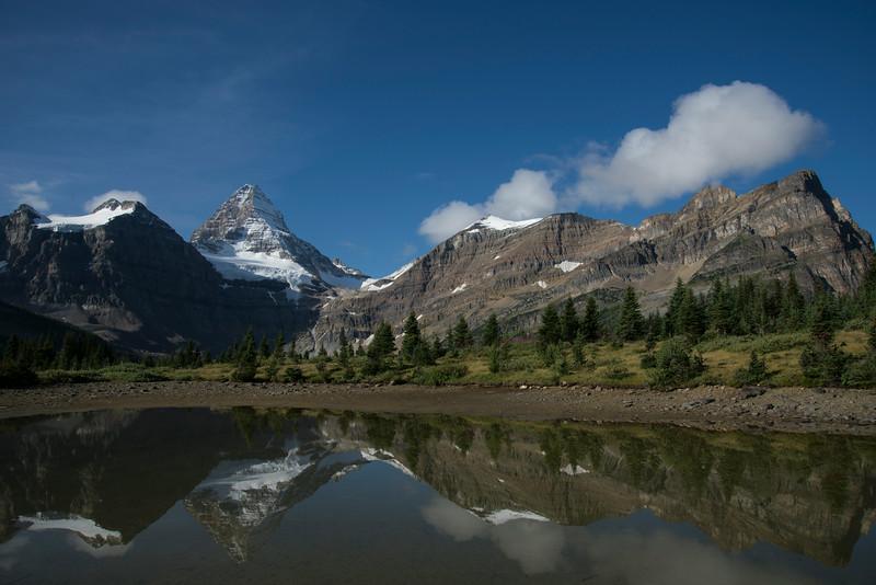 Mount Assiniboine Reflection