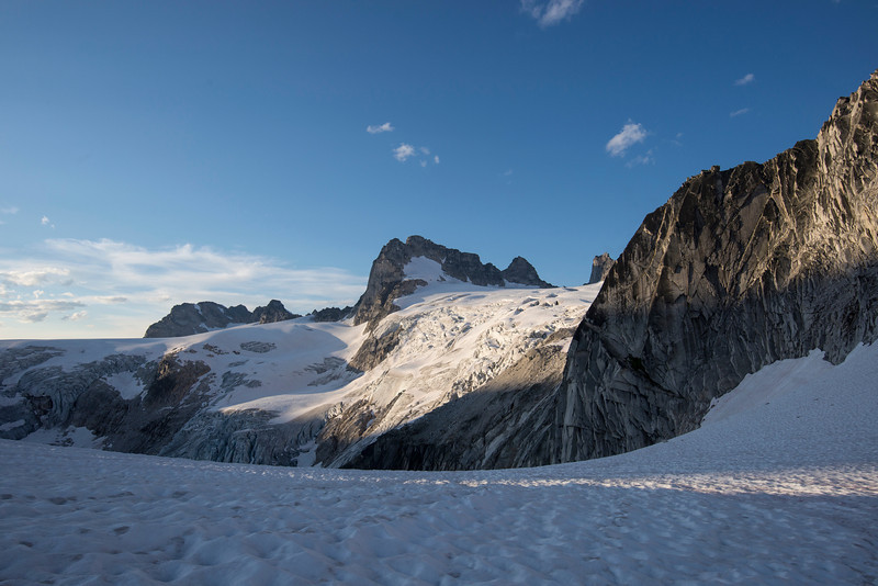Bills Pass, Bugaboo Area
