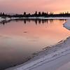 Kootenay River Sunset