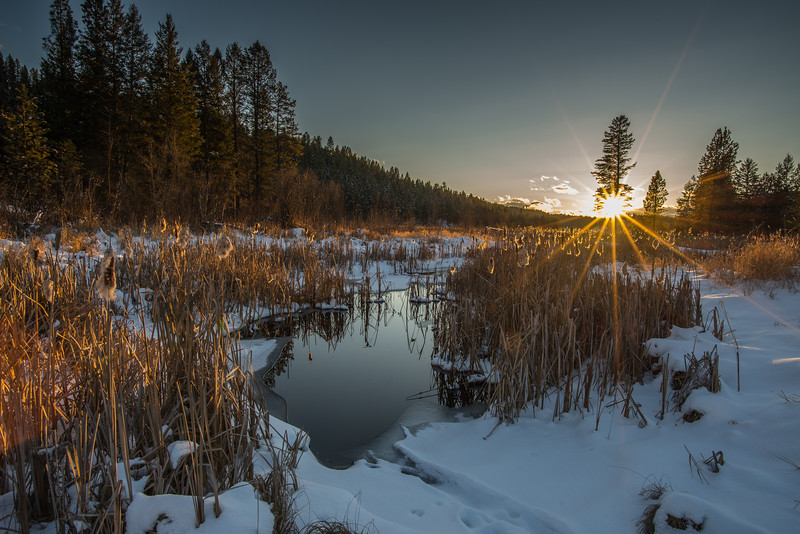 Wolf Creek Sunset