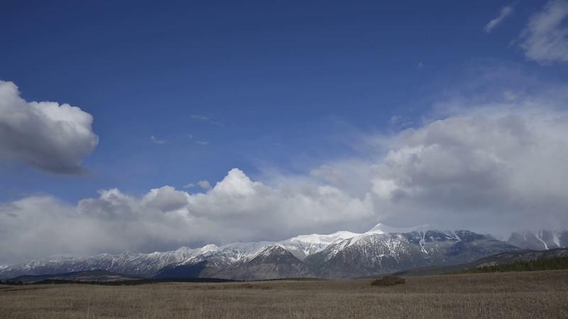 Mt. Teepee Time-Lapse