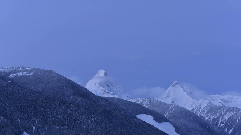 Downie Peak Sunrise