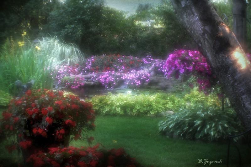 August Garden in 2011
