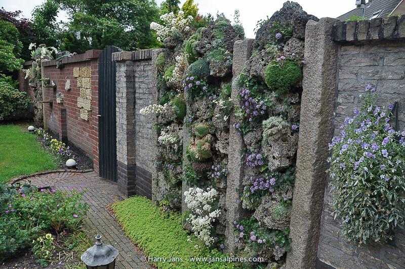 tufa wall
