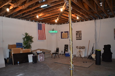 John Boy's studio