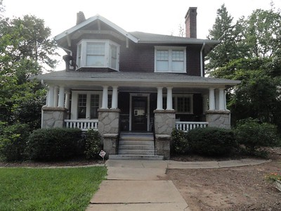 Conley Home - Adams St -  Decatur