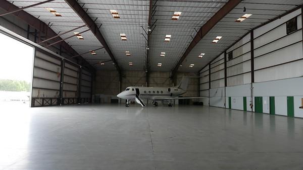 Cobb Cty Airport Hangers