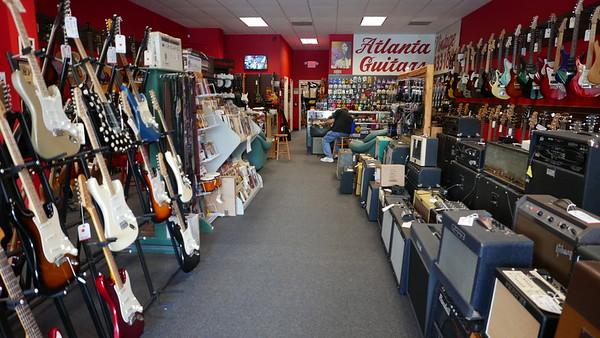 Atlanta Vintage Guitars Marietta