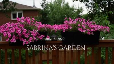 SABRINA'S GARDEN (1)