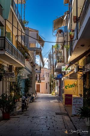 Side-Street in Lefkas Town
