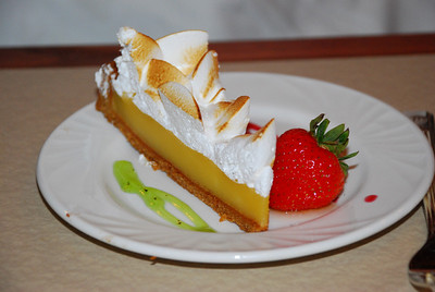 Friday's dessert!
