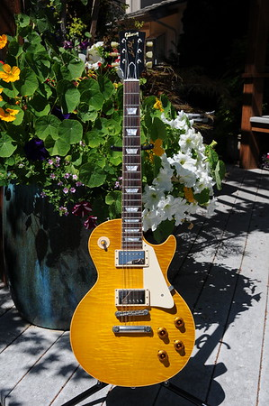 2002 Gibson Historic R8 Les Paul