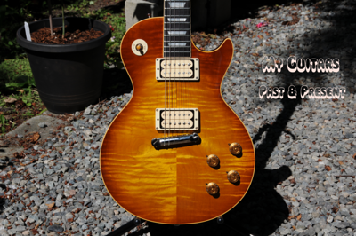 Custom Built Les Paul