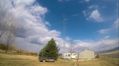 Final Day Of Tower & antenna work: Part 6