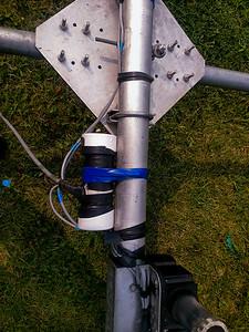 Assembly & Install of 4 Element SteppIR Antenna