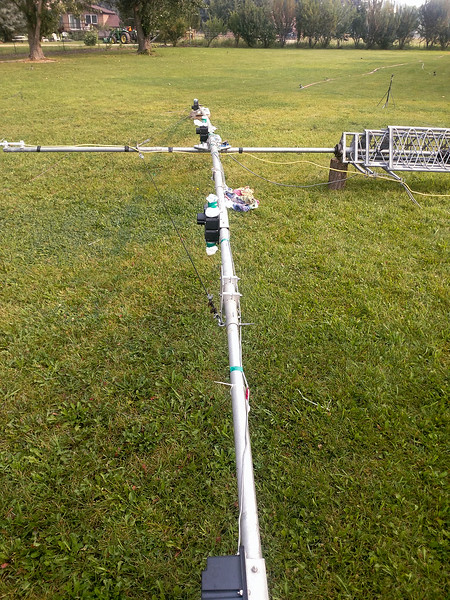 Assembly & Install of 4 Element SteppIR Antenna