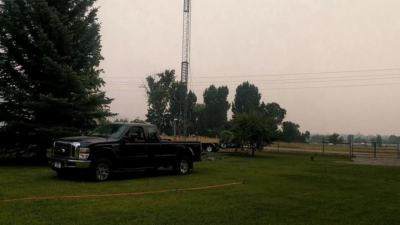 SteppIR Antenna Installed - August 11, 2017