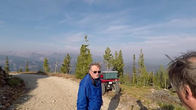 Packing Up the ATV's for our SOTA  Activation